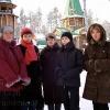 Экскурсия 'Наследие Романовых' с коллективом БиЛайн GSM. Фото девушек