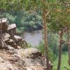 Тагил. На вершине Медведь - камня.