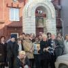 Экскурсия учителей географии В-Пышмы в К-Уральский. Группа географов