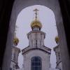 Рождество во Всеволодске - 2005. Купола 'петропавловки'