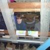 """""""Поход за ремёслами"""", январь 2005 года. Ребята"""