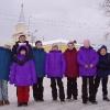 Рождество во Всеволодске - 2005. Группа ребят из детского дома