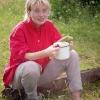 Сплав по реке Серга, июль 2007 года. Светлана Погудина