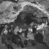 'Географини' в пещере Дружба