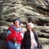 """Поход """"В гости к уральским дольменам"""", ноябрь 2008 года. Дамы"""