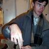 Палеонтологическая экскурсия, ноябрь 2005 года. Наш консультант - Леонид Петров
