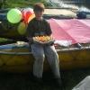 Детская палеонтологическая экспедиция 2006 года. День рождения!