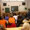 Встреча со студентами Педуниверситета, март 2005 года. Рассказ о Маньпупынгньёре