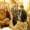 Палеонтологическая экскурсия, ноябрь 2005 года. Выступление Леонида