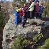"""Поход """"В гости к уральским дольменам"""", ноябрь 2008 года. Рассказ"""
