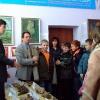 """Открытие выставки """"Итоги палеоэкспедиции-2007"""". Демонстрация находки"""