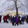 Рождество во Всеволодске - 2005. Прибытие в Североуральск