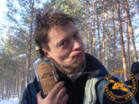 """Экспедиция """"Зимняя Сказка"""", февраль 2007 года. Сергей Цирюлик"""