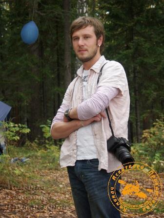 II День рождения КИП, сентябрь 2005 года. Андрей Косецкий