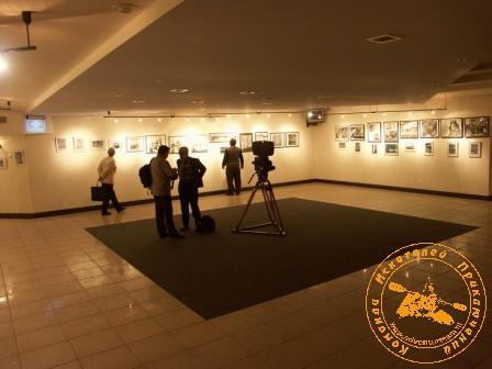 """Презентация фильма """"По следам Михаила Заплатина"""", февраль 2007 года. До следующего фильма..."""