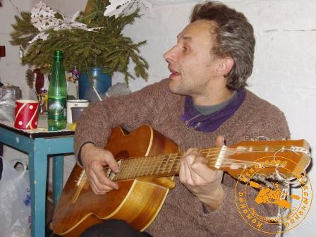 Рождество во Всеволодске - 2005. Вячеслав Соловьёв