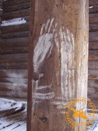 Рождество во Всеволодске - 2005. Следы