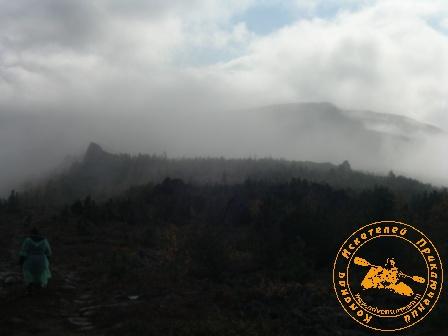 Туман рассеивается на Чистопе