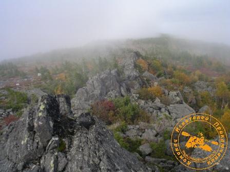Экспедиция на хребет Чистоп. Сентябрь 2006 года.