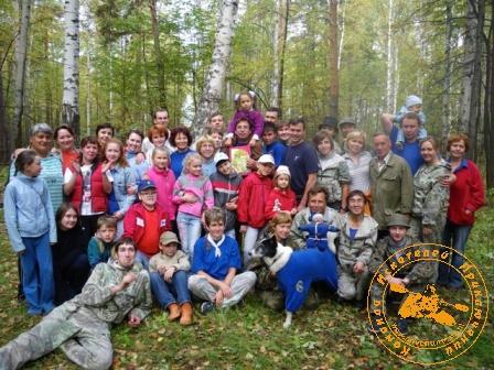 VI День Рождения КИП. Фото Команды с частью гостей