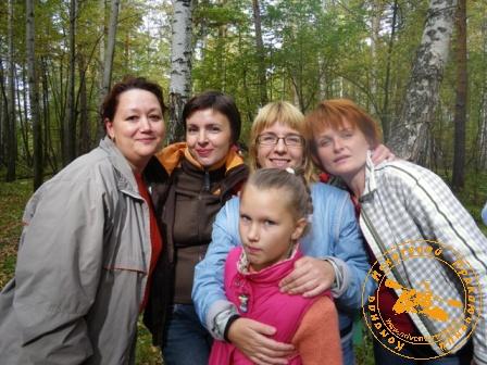 VI День Рождения КИП. Дамы группы Юлии Герасимовой