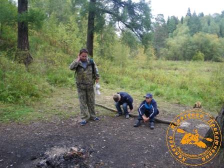 """Путешествие в парке """"Оленьи Ручьи"""" - сентябрь"""