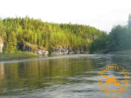 Путешествие по Лозьве - сентябрь