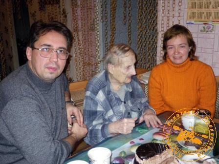 Встреча со Штраухом О.В. Мы с Олегом Викторовичем