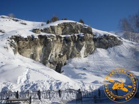 Кунгур. Гора Ледяная.