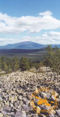 Траверс Уральских гор