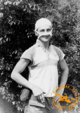 Наша молодость. поход на Конжак, июнь 1991 года. Не укусит солнце нос