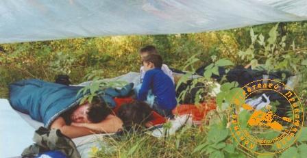 По Великой Уральской реке, август 2003 года. Пробуждение