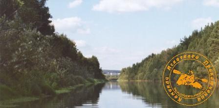 По Великой Уральской реке, август 2003 года. Тихая река
